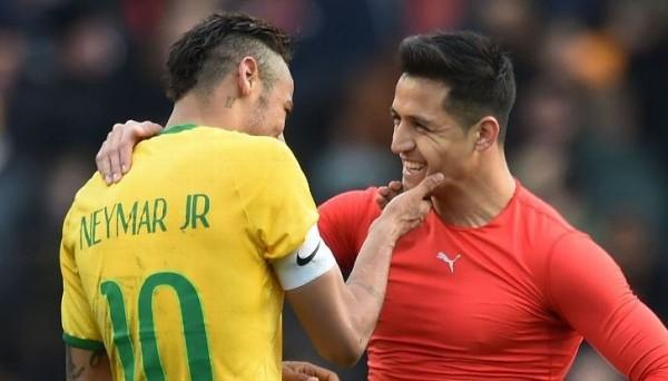 Фанаты сборной Бразилии запустили хэштег с призывом проиграть команде Чили