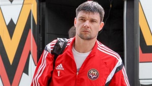 Максим Старцев, фото football.ua