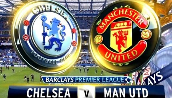 Прогноз на матч Челси – Манчестер Юнайтед (23.10.2016)
