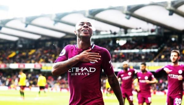 «Манчестер Сити» и«Сток» забили девять мячей вматче АПЛ