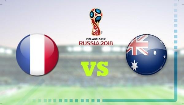 Франция – Австралия.