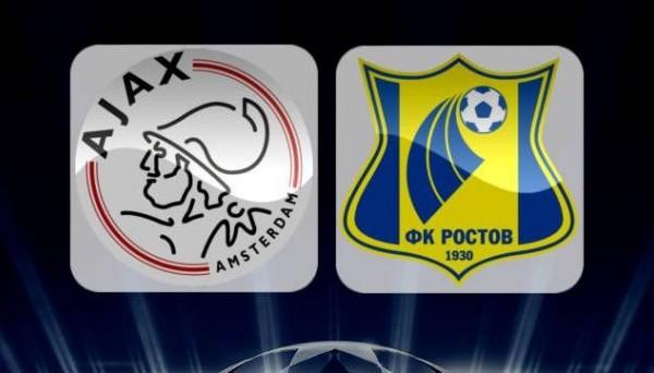 Аякс - Ростов.