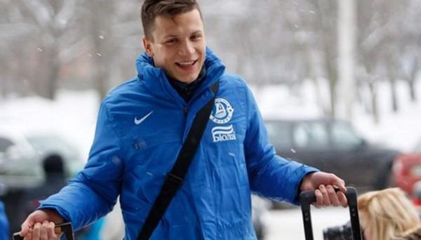 Евгений Коноплянка, фото: bfootball.com.ua