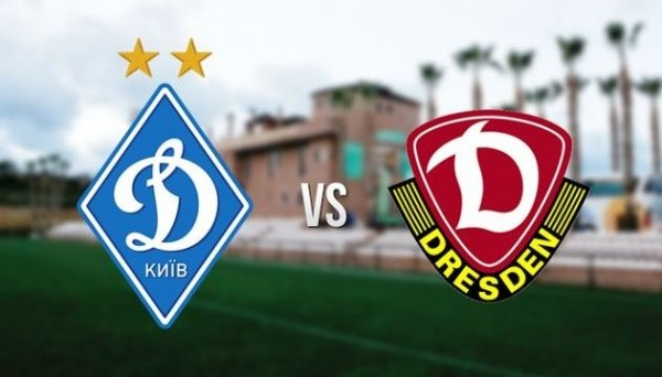 Динамо Киев - Динамо Дрезден