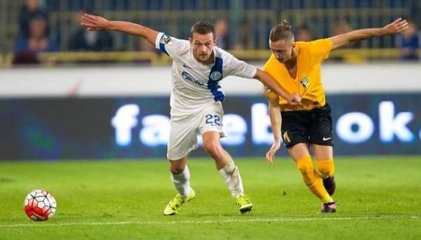 Давид Таргамадзе (справа), фото: football.ua
