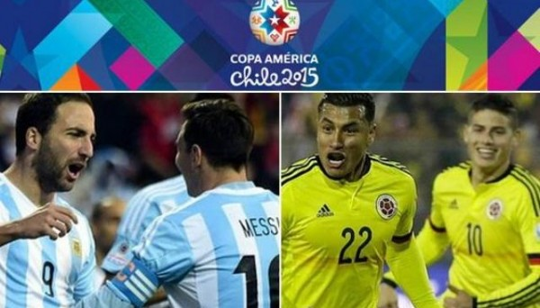 Аргентина – Колумбия.