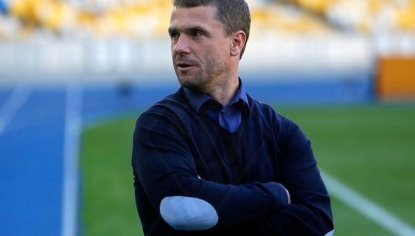 Ребров: 'Ярмоленко сказал, что повредил приводящую мышцу'