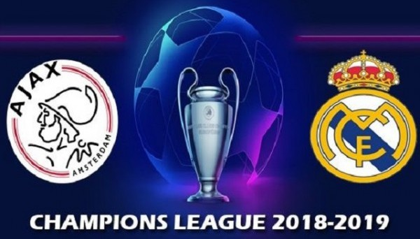 Аякс – Реал Мадрид прогноз на матч (13.02.2019)