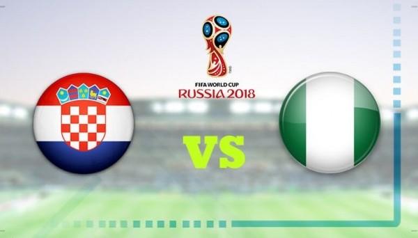 Хорватия – Нигерия.