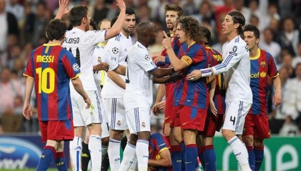 Оставшиеся матчи Барселоны и Реала в этом сезоне