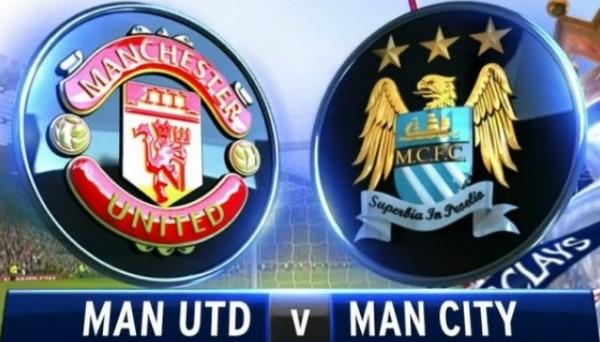 Манчестер Юнайтед – Манчестер Сити.