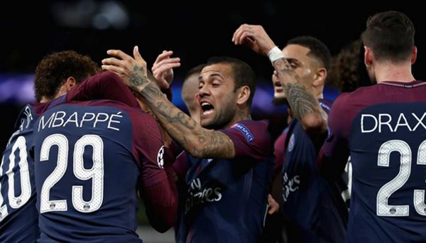 ПСЖ установил рекорд результативности на групповом этапе Лиги чемпионов