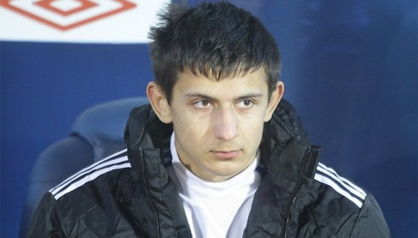 Дмитрий Хльобас, фото: dynamo.kiev.ua