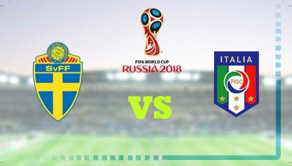 Прогноз на матч Швеция - Италия (10.11.2017)