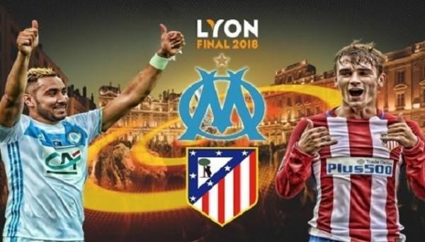 Прогноз на матч Марсель - Атлетико (16.05.2018)