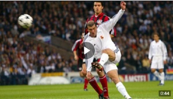 Ровно 15 лет назад Зидан принес Реалу победу в Лиге чемпионов этим сумасшедшим голом