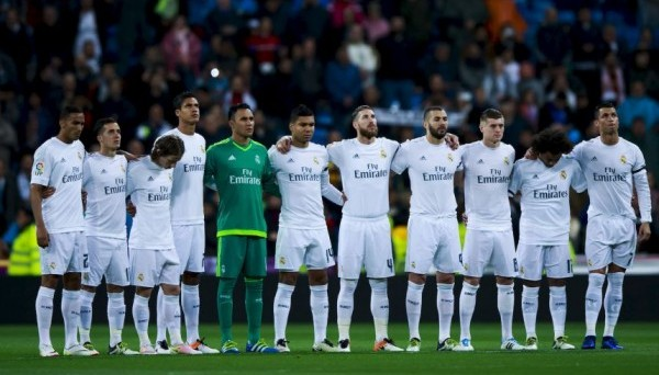 Реал отгрузил шесть голов Депортиво