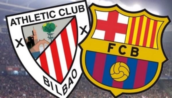 Атлетик – Барселона прямая видео трансляция онлайн Атлетик – Барселона смотреть онлайн 14.08.15