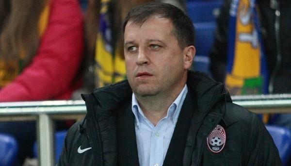 Юрий Вернидуб, главный тренер Зари, фото google.com