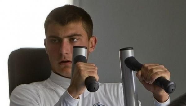 Евгений Бохашвили, фото dniprozone.com