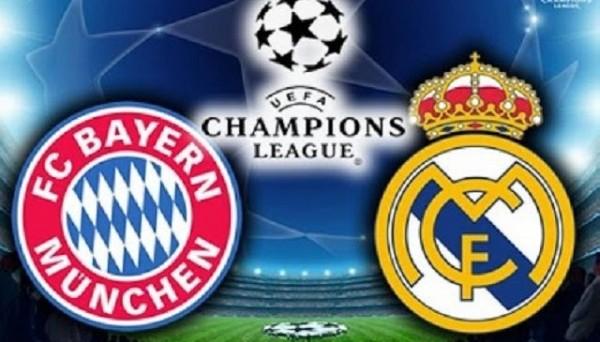 Прогноз матча Бавария – Реал Мадрид (12.04.2017)