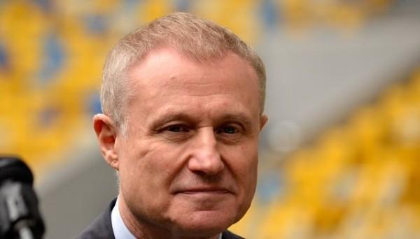 Полиция будет расследовать возможную подделку документов для избрания Суркиса в Исполком УЕФА