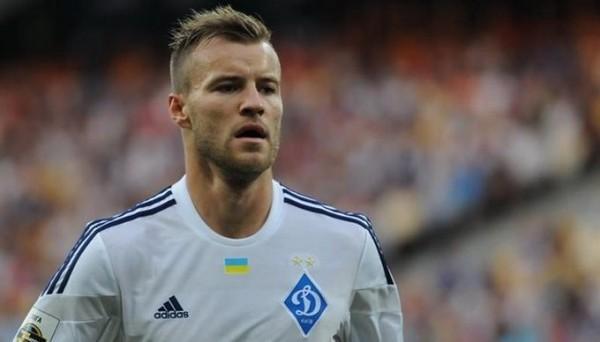 Андрей Ярмоленко подписал 5-летний контракт с киевским Динамо