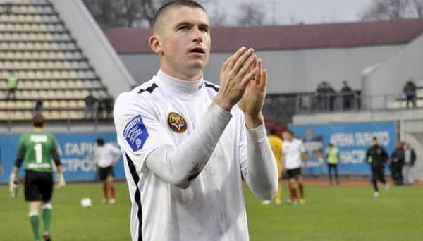 Андрей Цуриков, фото: dynamo.kiev.ua