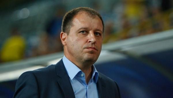 Юрий Вернидуб, главный тренер Зари, фото ФК Днепр