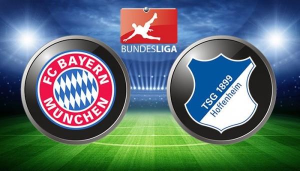 Прогноз на матч Бавария - Хоффенхайм (22.08.2018)