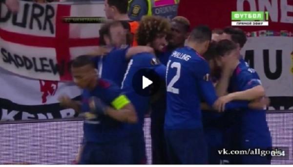 Невероятный гол Мхитаряна в финале Лиги Европы