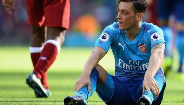 «Арсенал» назвал трансферную стоимость Озила