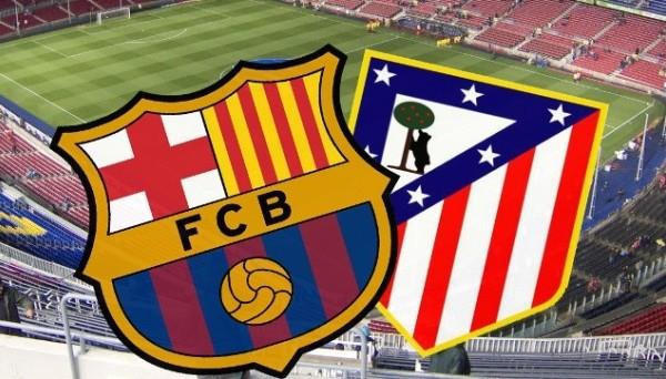 Барселона – Атлетико.