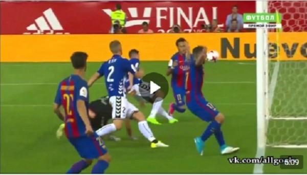 Барселона завоевала 29-й Кубок Испании