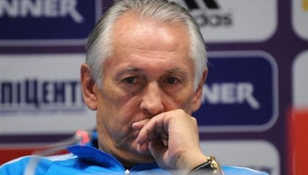 Михаил Фоменко, фото: football.ua