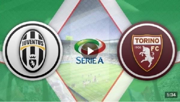 Ювентус и Торино сыграли вничью в туринском дерби