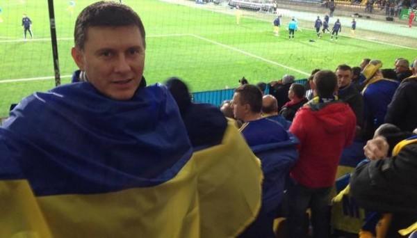 Бывший игрок киевского Динамо помогает украинскому спецназу