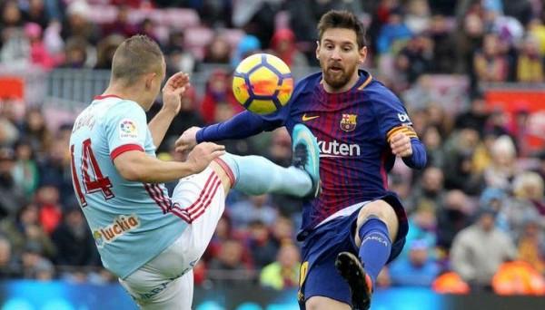 Барселона - Сельта прогноз на матч (22.12.2018)