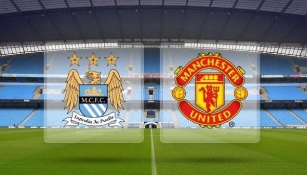 Манчестер Сити – Манчестер Юнайтед.