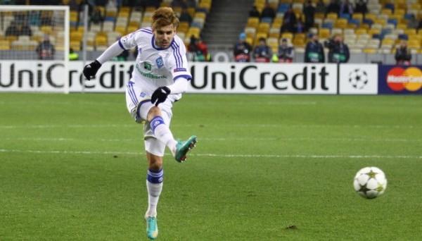 Мигел Велозу, фото: dynamo.kiev.ua