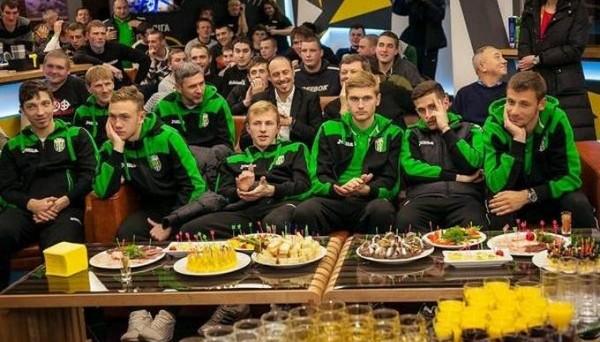 Йовичевич: 'Карпаты идут по пути построения команды из собственных воспитанников'