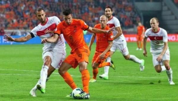 Голландия – Турция. Фото rsport.ru