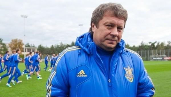 Заваров отказывался упражнять сборную государства Украины?