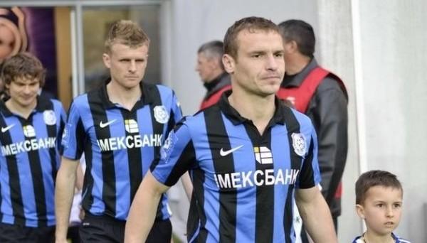 Павел Кутас, фото: football.uа