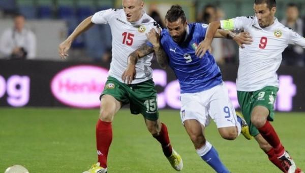 Болгария – Италия.