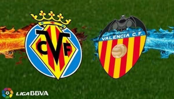 Прогноз на матч Вильярреал – Валенсия