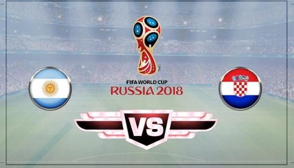 Аргентина - Хорватия.