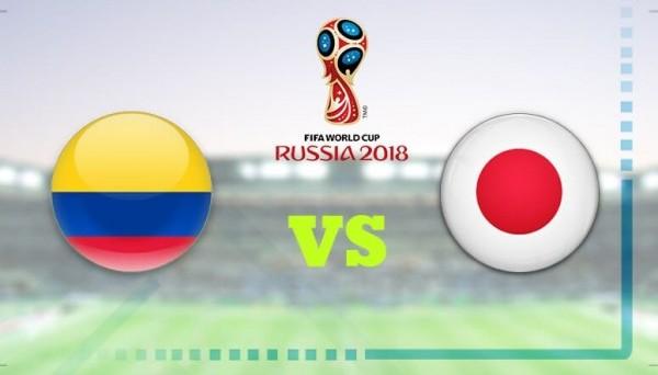 Колумбия - Япония.