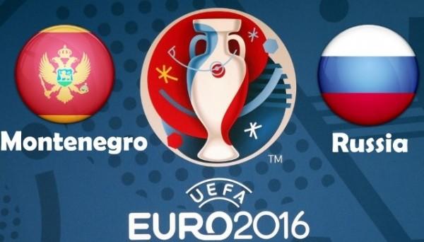 Черногория – Россия.