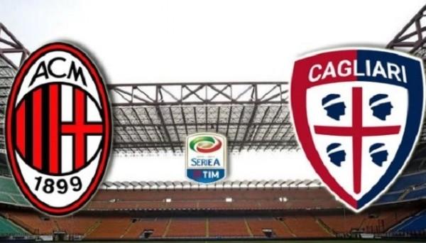 Милан - Кальяри.